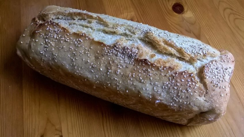 como hacer pan sin gluten