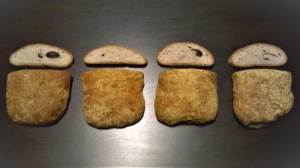 Chapata sin gluten perfecta test 2.0