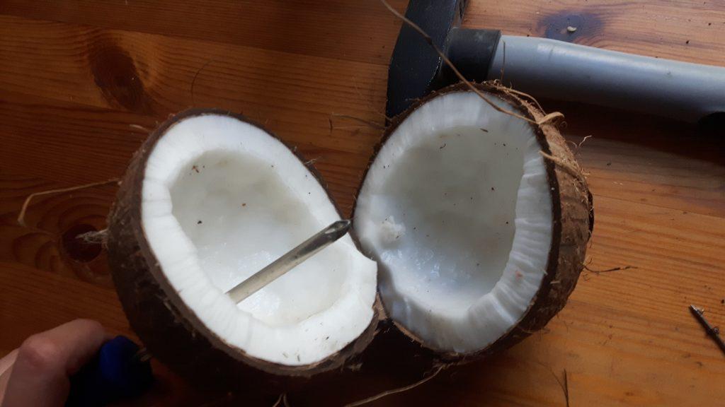 Rompe el coco