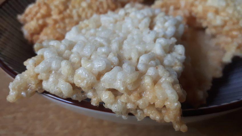 Tortitas de arroz caseras