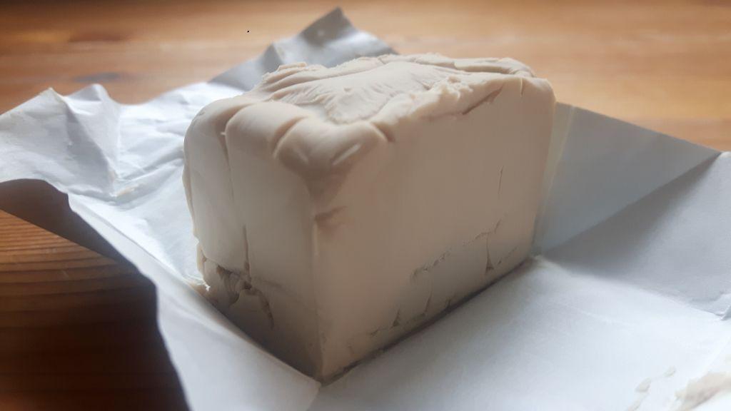 Levadura fresca de panadero