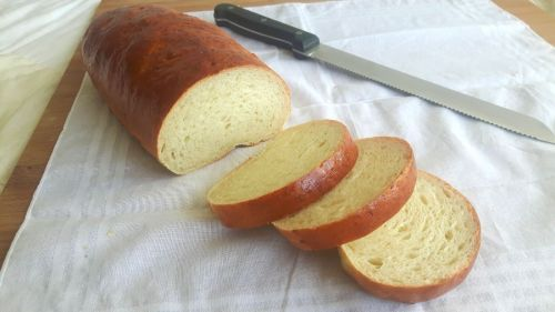 Pan para torrijas sin gluten