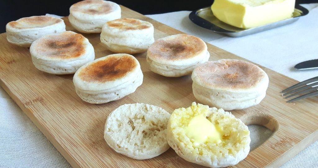 Pan sin gluten sin levadura