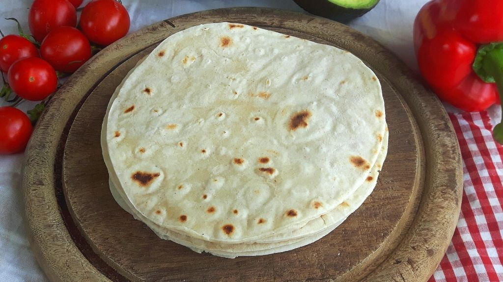 Tortillas sin gluten