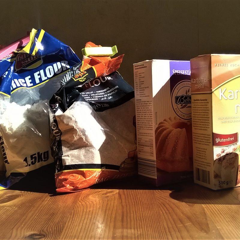 como-hacer-pan-sin-gluten-ingredientes