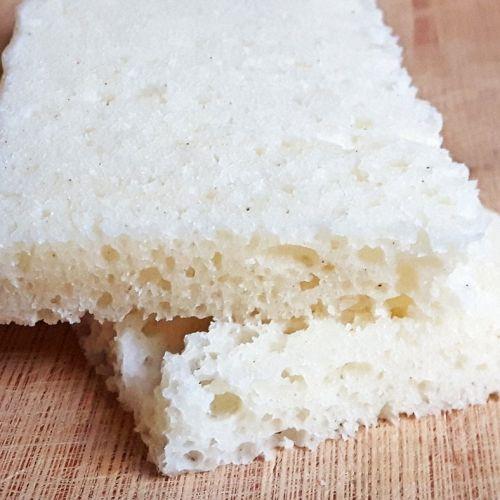 Pan para sandwich sin gluten