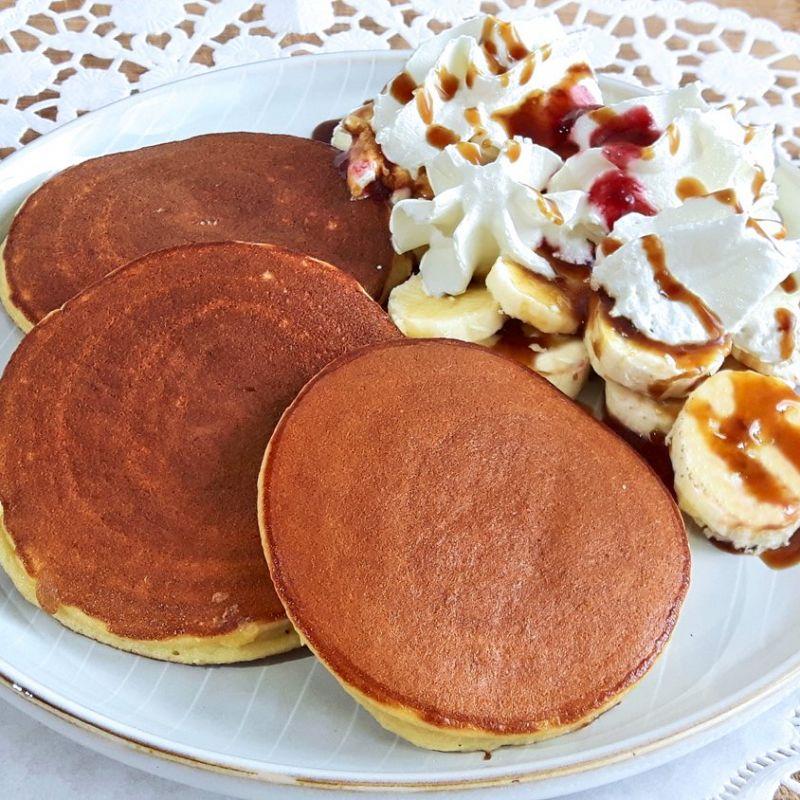 Pancakes sin gluten